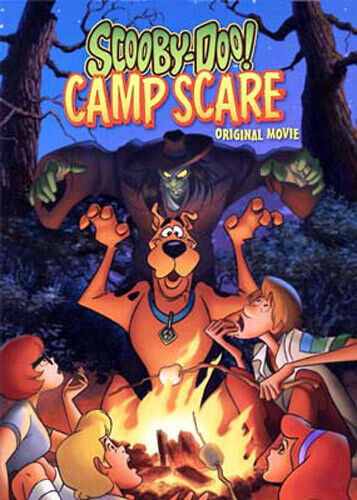 Scooby-Doo! Camp Scare DVD NEW
