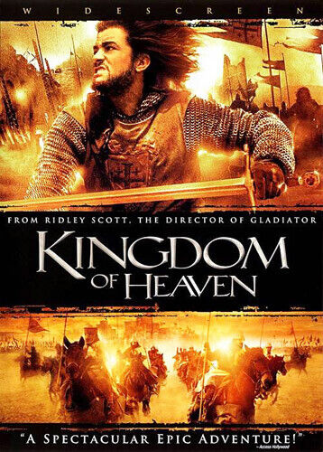 Kingdom of Heaven (2005 Orlando Bloom) (2 Disc) DVD NEW