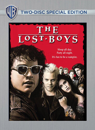 The Lost Boys (1987 Corey Haim) (2 Disc, Special Edition) DVD NEW