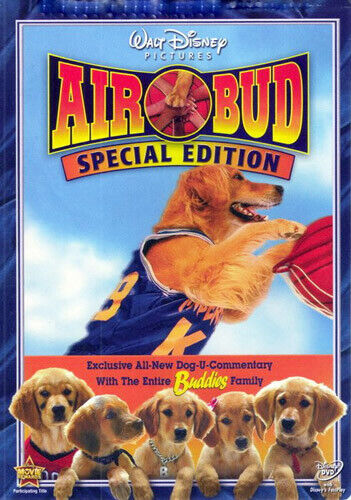 Air Bud (Special Edition) DVD NEW