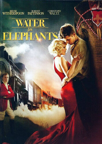 Water for Elephants DVD NEW