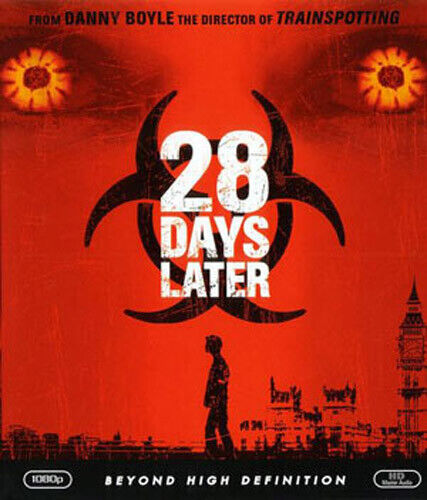 28 Days Later BLU-RAY NEW