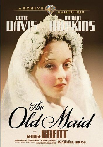 The Old Maid (1939 Bette Davis) DVD NEW