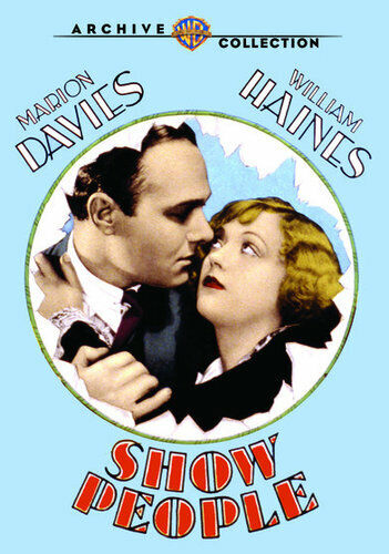Show People (1928 Marion Davies) DVD NEW