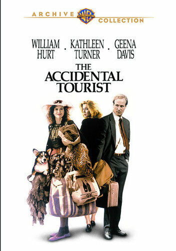 The Accidental Tourist DVD NEW
