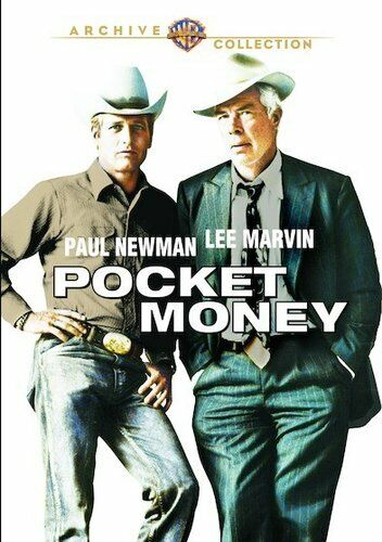 Pocket Money (1972 Paul Newman Lee Marvin) DVD NEW