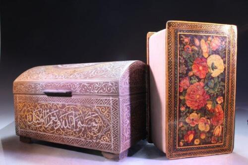 Exceptional Middle Eastern Safavid Quran Text, Late 17th Century,