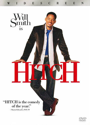 Hitch (2005 Will Smith) DVD NEW