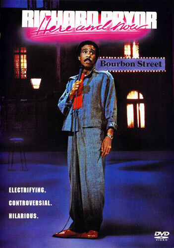 Richard Pryor: Here and Now DVD NEW