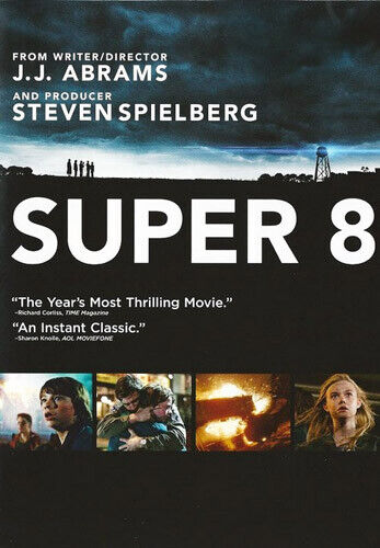Super 8 DVD NEW