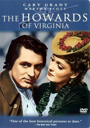 The Howards of Virginia DVD NEW