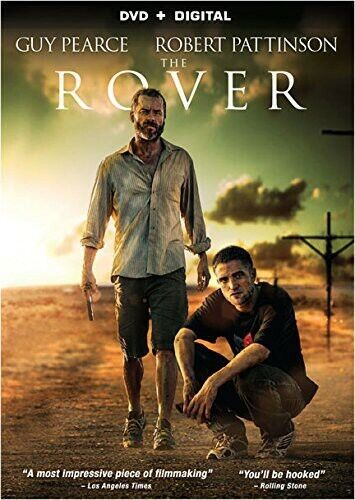 The Rover (2014 Guy Pearce) DVD NEW