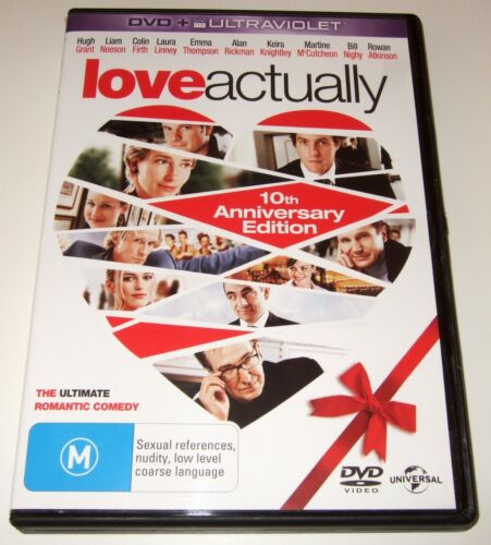 Love Actually - 10th Anniversary Edition (DVD, 2013)