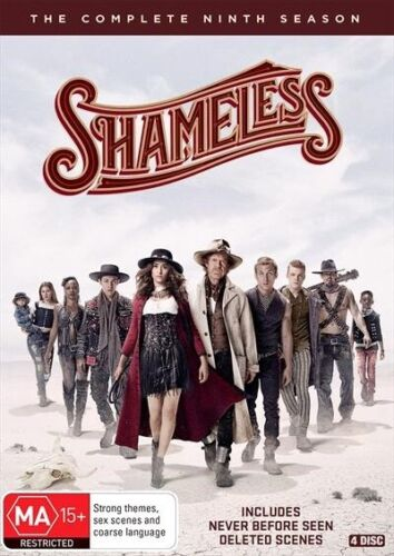 SHAMELESS : Season 9 : NEW DVD