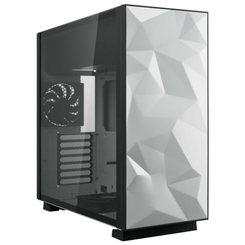 Rosewill ATX Mid Tower Gaming Computer Case with Tempered Glass and Fans