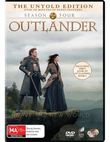 OUTLANDER : Season 4 : NEW DVD