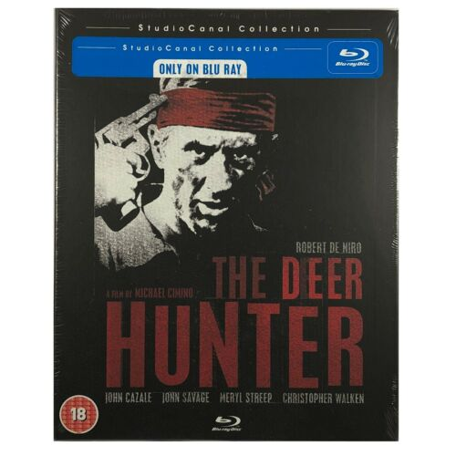 The Deer Hunter Limited Edition Digibook Blu-Ray **Studio Canal Collection**