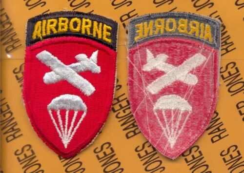 US Army Airborne Command WWII Style patch c/eOther Militaria (Date Unknown) - 66534