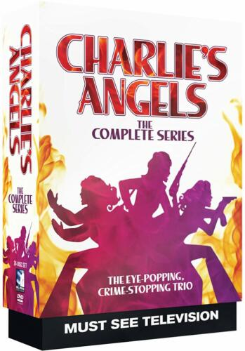 Charlie's Angels - The Complete Series 1 2 3 4 5 DVD Box Set New Sealed