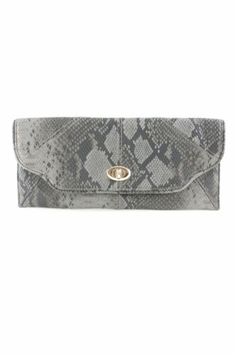 WAREHOUSE Borsa clutch talpa Elementi metallici Donna