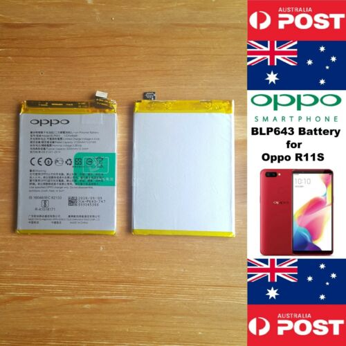 BLP643 GENUINE Battery for OPPO R11S R11ST 3205mAh Good Quality - Local Seller!