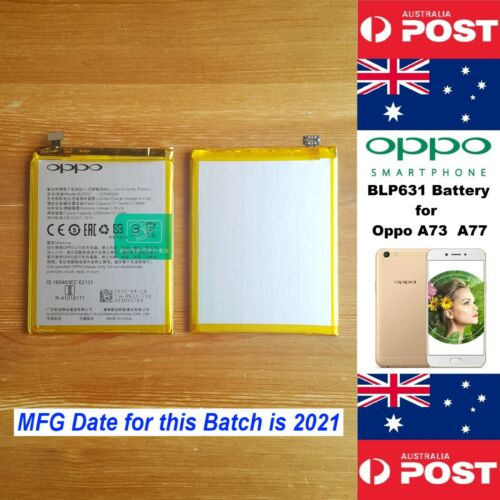 BLP631 GENUINE Battery for OPPO A73 A77 F1 F1S F9 3200mAh - Local Seller!