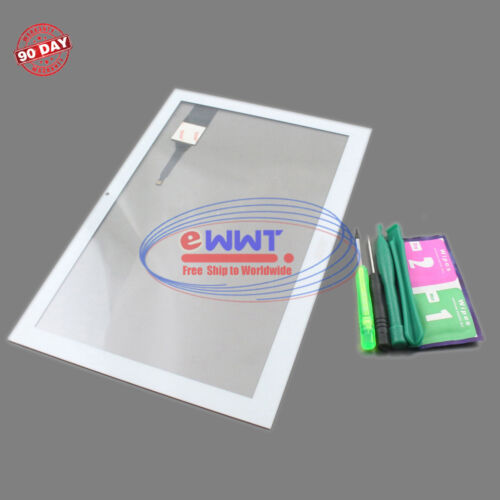 FREE SHIP for Acer Iconia One 10 B3-A40 White Touch Screen Glass + Tools ZVLU802