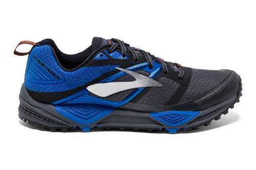 GREAT BARGAIN   Brooks Cascadia 12 Mens Trail Running Shoes (D) (098)