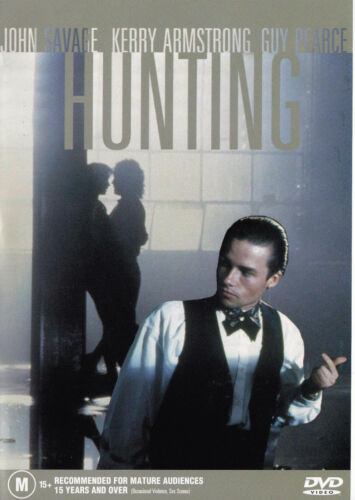 Hunting (DVD, 2003) Guy Pearce - Very Good Condition