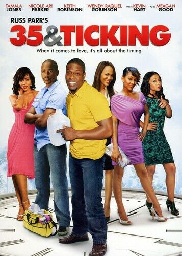35 and Ticking DVD NEW