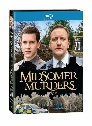 Midsomer Murders: Series 20 BLU-RAY NEW
