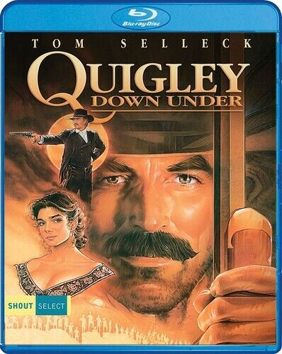 Quigley Down Under BLU-RAY NEW