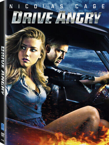 Drive Angry DVD NEW