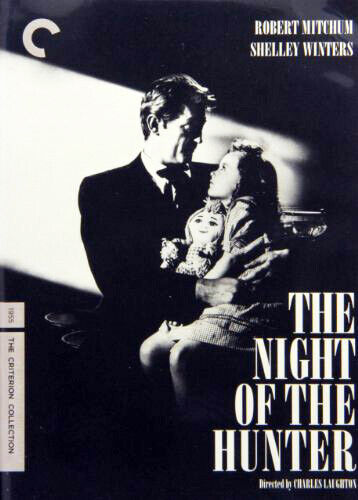 The Night of the Hunter (The Criterion Collection, 2 Disc) DVD NEW