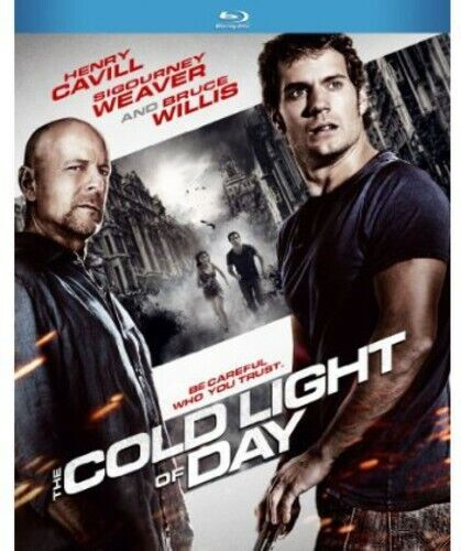 The Cold Light of Day BLU-RAY NEW