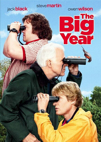 The Big Year (Extended Version) DVD NEW