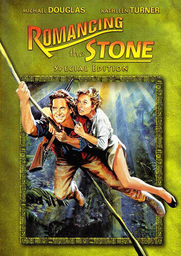Romancing the Stone (Special Edition) DVD NEW