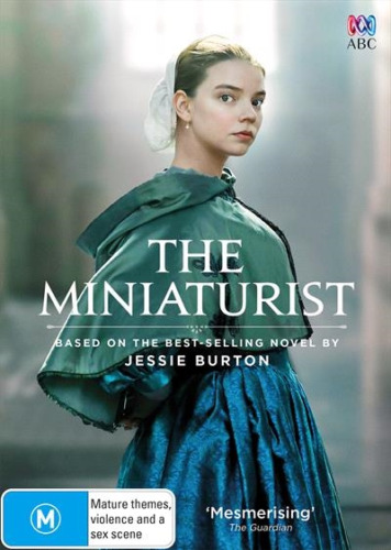 The Miniaturist : NEW DVD