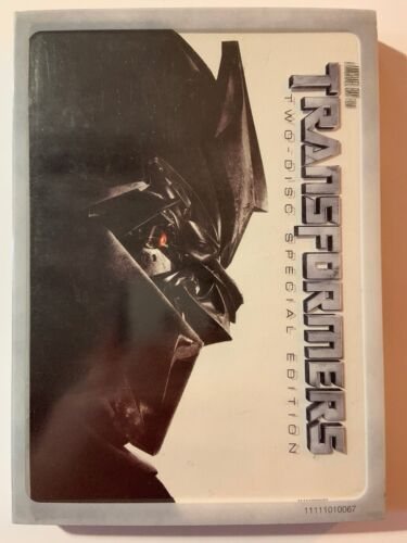 Transformers (Two-Disc DVD) Special Edition
