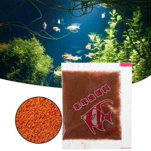 Aquarium Tropical Fish Healthy Food Shelling Brine Eggs Good Tank Fish Shri U8e2