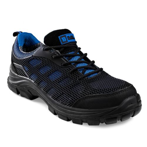 Mens Waterproof Ultra Lightweight Non Metallic Work Safety Shoes Trainers S3 SRC
