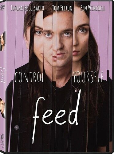 Feed (2017) DVD NEW