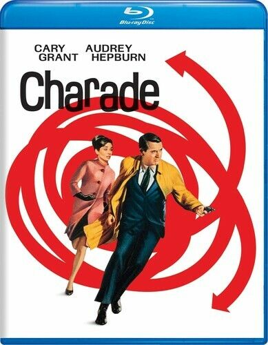 Charade BLU-RAY NEW