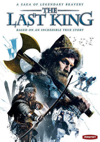 The Last King (2016) DVD NEW