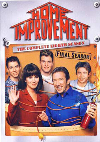 Home Improvement: The Complete Eighth Season (Season 8) (4 Disc) DVD NEW