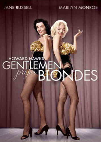 Gentlemen Prefer Blondes DVD NEW