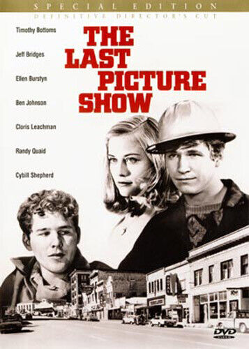 The Last Picture Show (Special Edition) DVD NEW