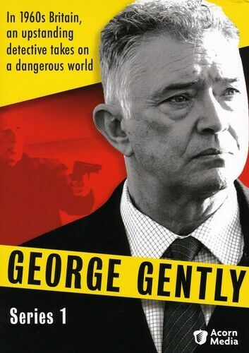 George Gently: Series 1 (3 Disc) DVD NEW