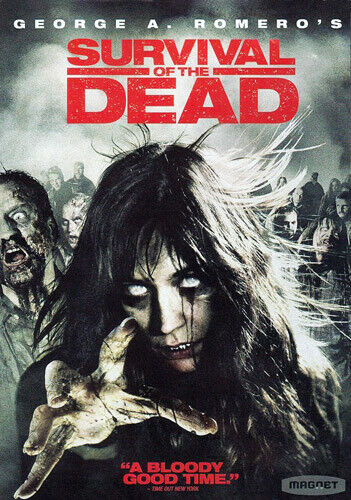 Survival of the Dead (George A Romero's) DVD NEW