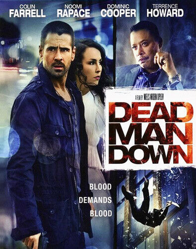 Dead Man Down DVD NEW